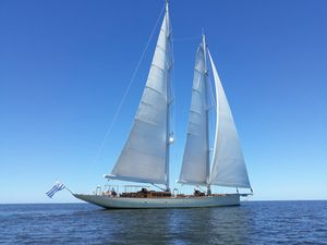 Used Custom Antique and Classic Sailboat For Sale