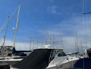 Used Pursuit 3800 Express Cruiser Boat For Sale