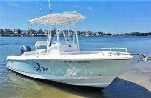 Used Edgewater 208 Center Console Fishing Boat For Sale