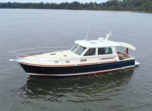 Used Sabre 42 Salon Express Downeast Fishing Boat For Sale