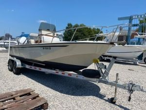 Used Boston Whaler 22 Outrage Center Console Fishing Boat For Sale