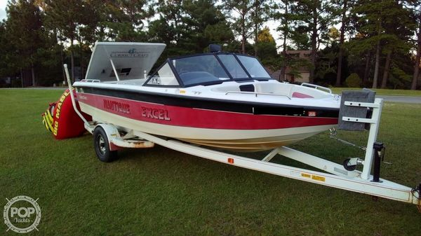 Used Correct Craft Nautique Excel Ski and Wakeboard Boat For Sale