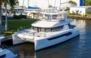 Used Leopard 53 Powercat Power Catamaran Boat For Sale
