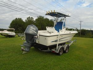Used Glastron 213 CC Saltwater Fishing Boat For Sale