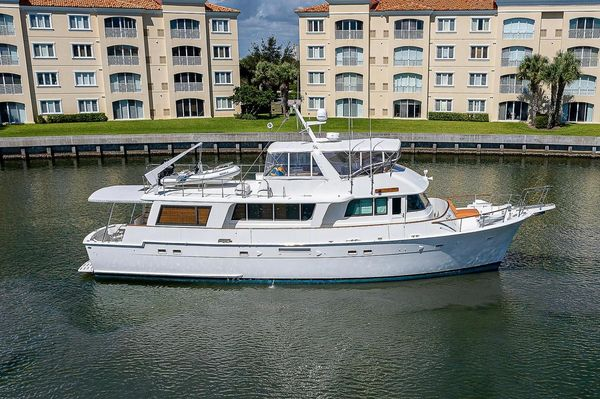 Used Hatteras Long Range Cruiser Motor Yacht For Sale