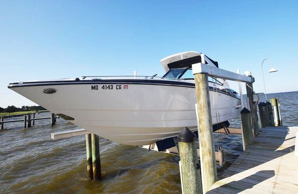 Used Monterey 288 SS Bowrider Boat For Sale