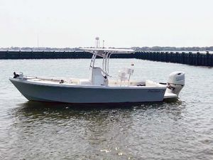 Used Pair Customs Center Console Fishing Boat For Sale