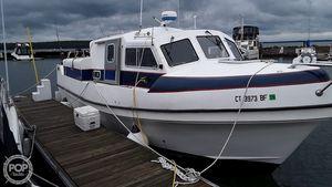 Used Gaski 30 Pilothouse Boat For Sale