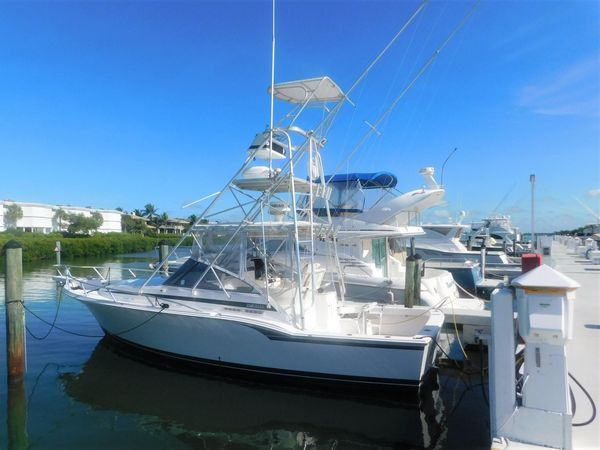 Used Blackfin 31 Combi Sports Fishing Boat For Sale