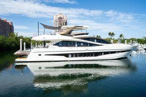 Used Astondoa 80 Flybridge Boat For Sale