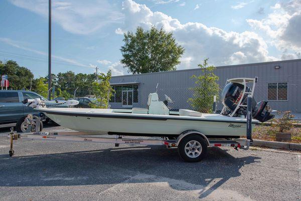 Used Maverick Boat Co. HPX-V Flats Fishing Boat For Sale