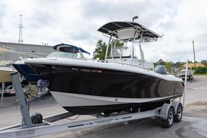 Used Sea Hunt Ultra 210 Saltwater Fishing Boat For Sale