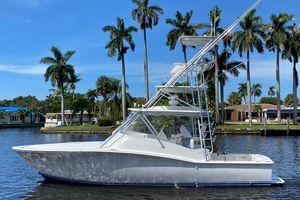 Used Egg Harbor 35' Predator Express Sports Fishing Boat For Sale