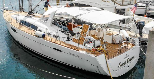 Used Beneteau Center Cockpit Sailboat For Sale