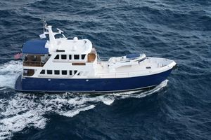 Used Real Ships 77 Expedition Motor Yacht For Sale