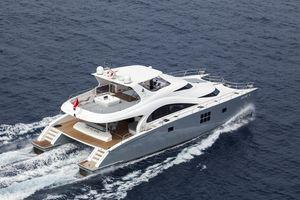 Used Sunreef Power Catamaran Boat For Sale