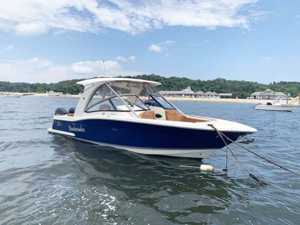 Used Scout 275 Dorado Bowrider Boat For Sale