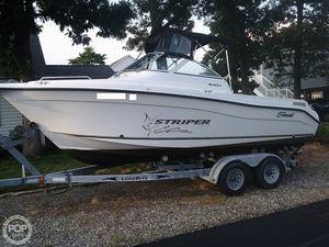 Used Seaswirl Striper 2101 DC Runabout Boat For Sale