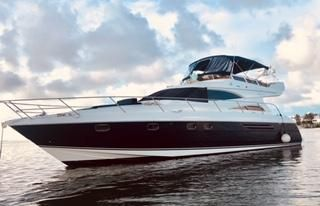 Used Viking Princess 56 Sport Cruiser Motor Yacht For Sale