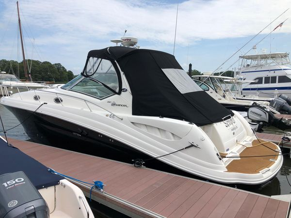 Used Sea Ray 340 Sundancer Power Cruiser Boat For Sale