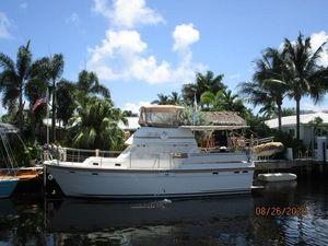 "Used Gulfstar ""38"" Motoryacht Motor Yacht For Sale"