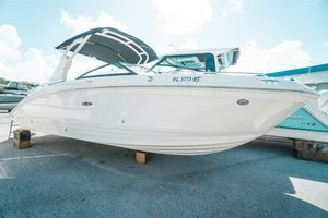 Used Sea Ray 270 SDX Outboard Sports Cruiser Boat For Sale
