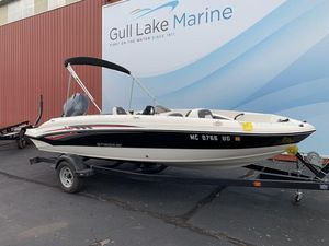 Used Stingray 182 SC Deck Boat For Sale