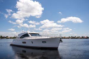 Used Belize 54 Sedan Express Cruiser Boat For Sale