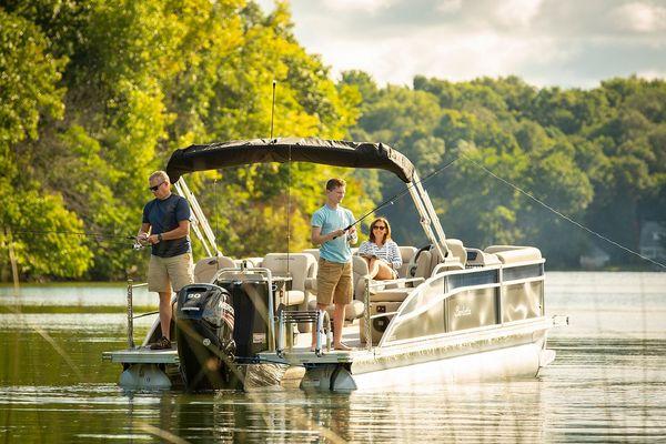 New Barletta C22CC - SPORT Pontoon Boat For Sale