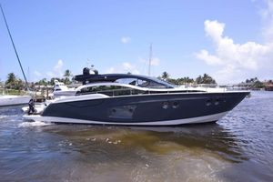 Used Sessa C54 Express Cruiser Boat For Sale
