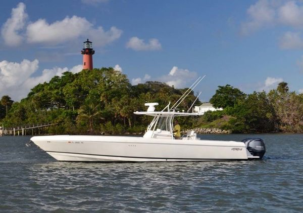 Used Intrepid 37 Open Center Console Fishing Boat For Sale