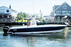 Used Intrepid 322 Open Center Console Fishing Boat For Sale