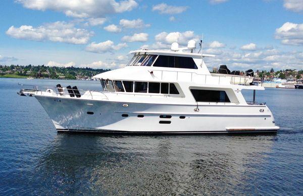 Used Hampton Endurance 650 Pilothouse Boat For Sale