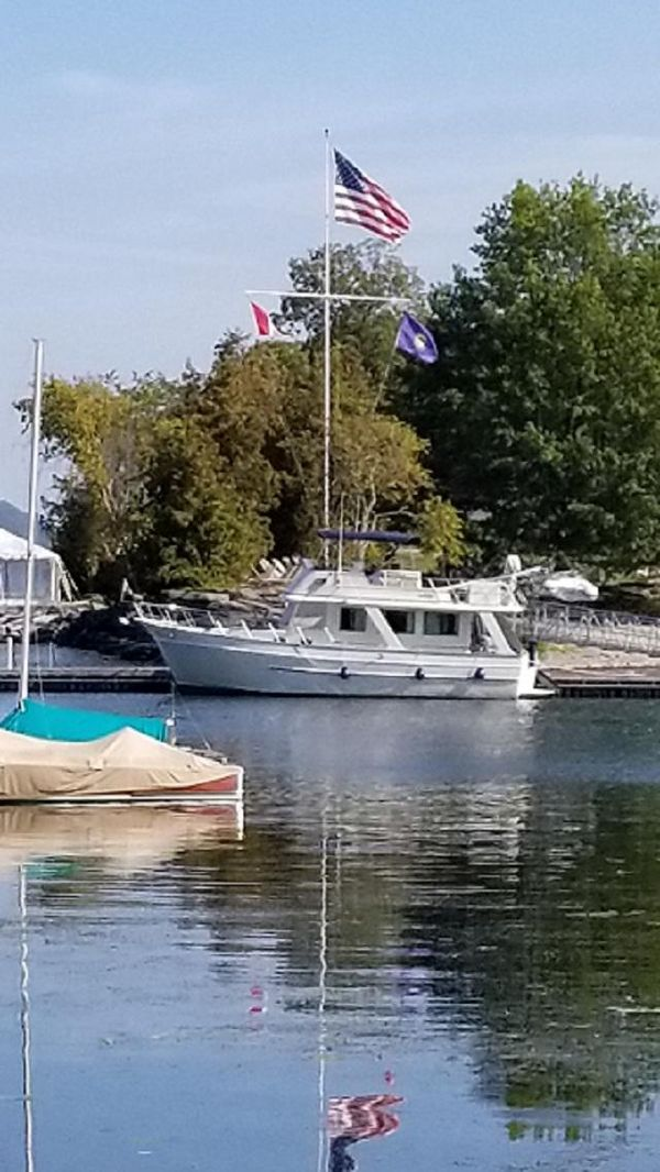 """Used Mariner """"38"""" Orient Motor Yacht For Sale"""