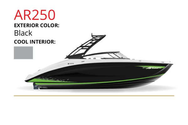 New Yamaha Boats AR250 Jet Boat For Sale