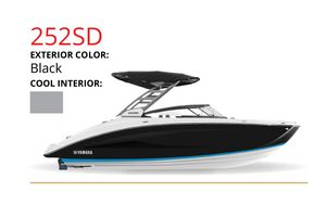 New Yamaha Boats 252SD Jet Boat For Sale