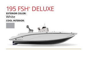 New Yamaha Boats 195 FSH Deluxe Jet Boat For Sale