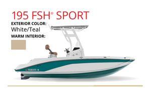 New Yamaha Boats 195 FSH SPORT Jet Boat For Sale