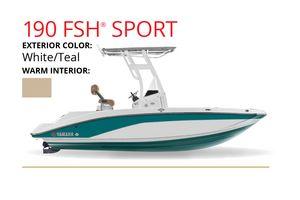 New Yamaha Boats 190 FSH Sport Jet Boat For Sale