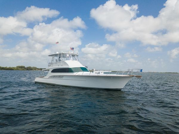 Used Buddy Davis 61 Sportfish Convertible Fishing Boat For Sale