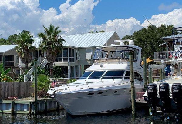 Used Sea Ray Sedan Bridge 480 Flybridge Boat For Sale