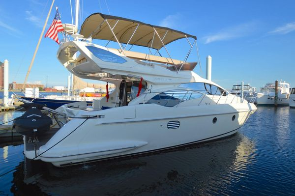 Used Azimut 43 Flybridge Boat For Sale