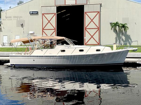 Used Mainship 34 PILOT Downeast Fishing Boat For Sale