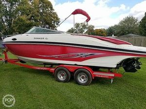 Used Rinker 246 Captiva Walkaround Fishing Boat For Sale