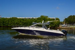 Used Fountain 38 Luxury Edition Cruiser Boat For Sale