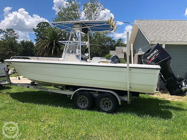 Used Century 21 Bay Boat For Sale