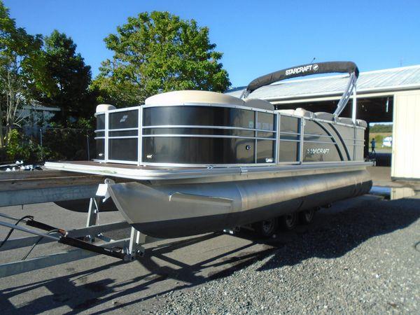 Used Starcraft CX 21C Pontoon Boat For Sale