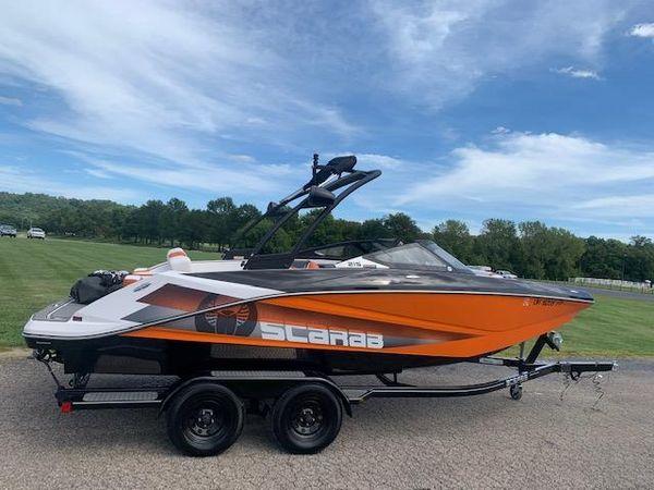 Used Scarab 215 HO Impulse Jet Boat For Sale