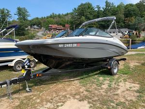 Used Yamaha Boats SX192 Jet Boat For Sale