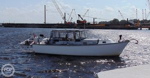 Used Gulfstar 36 Motorsailor TC Motorsailer Sailboat For Sale
